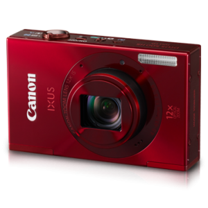 Canon Digital IXUS 500 HS