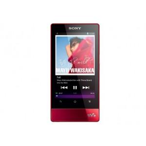 Sony NWZ-F805/R 16GB Video MP3/MP4 WALKMAN