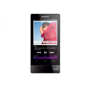 Sony NWZ-F806/B 32GB Video MP3/MP4 WALKMAN