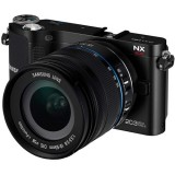 Samsung NX200 with 18-55mm Lens