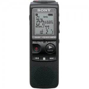 Sony ICD-PX820 Digital Voice Recorder